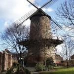 Turm Windmühle Werth